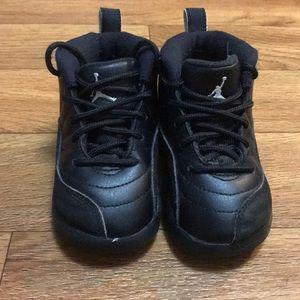 Black Jordan's (12s)